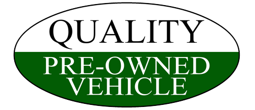 Quality Pre-Owned Vehicle