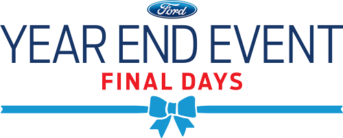FORD YEAR END FINAL DAYS