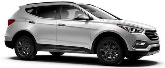 2017 Hyundai Santa Fe 2.0T Ultimate