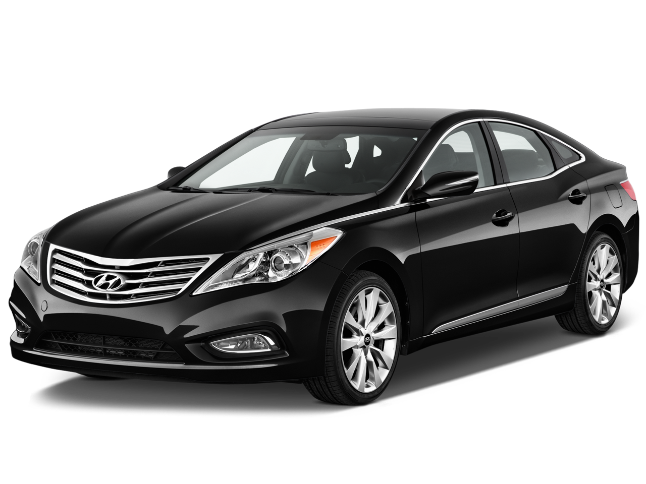 news front hyundai car view brand azera