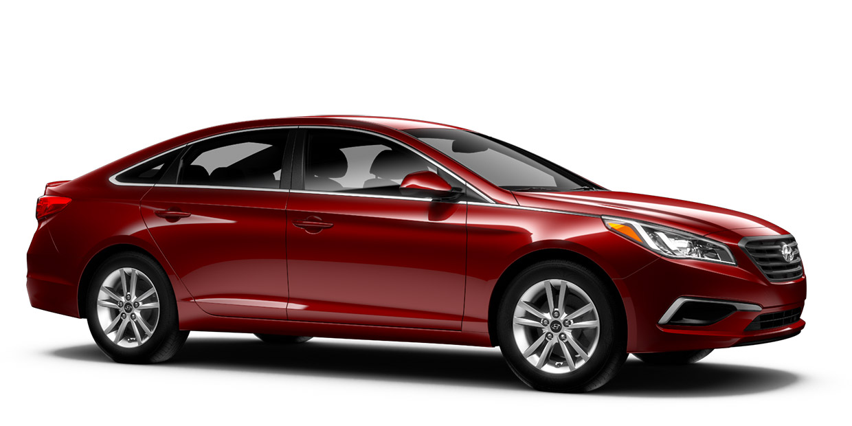 2017 Hyundai Sonata Red | 200+ Interior and Exterior Images