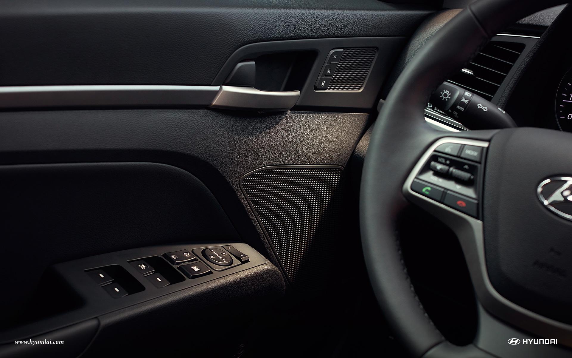 2017 Hyundai Elantra Interior Lightbox