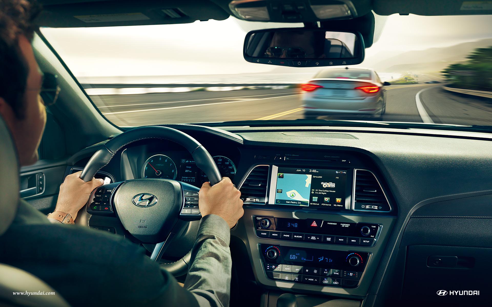 2017 Hyundai Sonata Interior 3