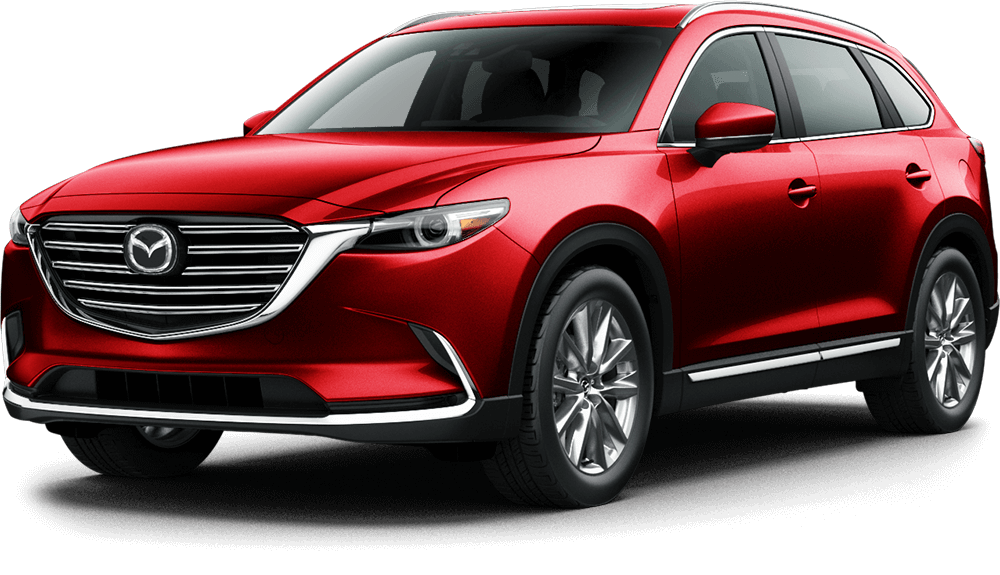 2016 Mazda CX-9 Sould Red