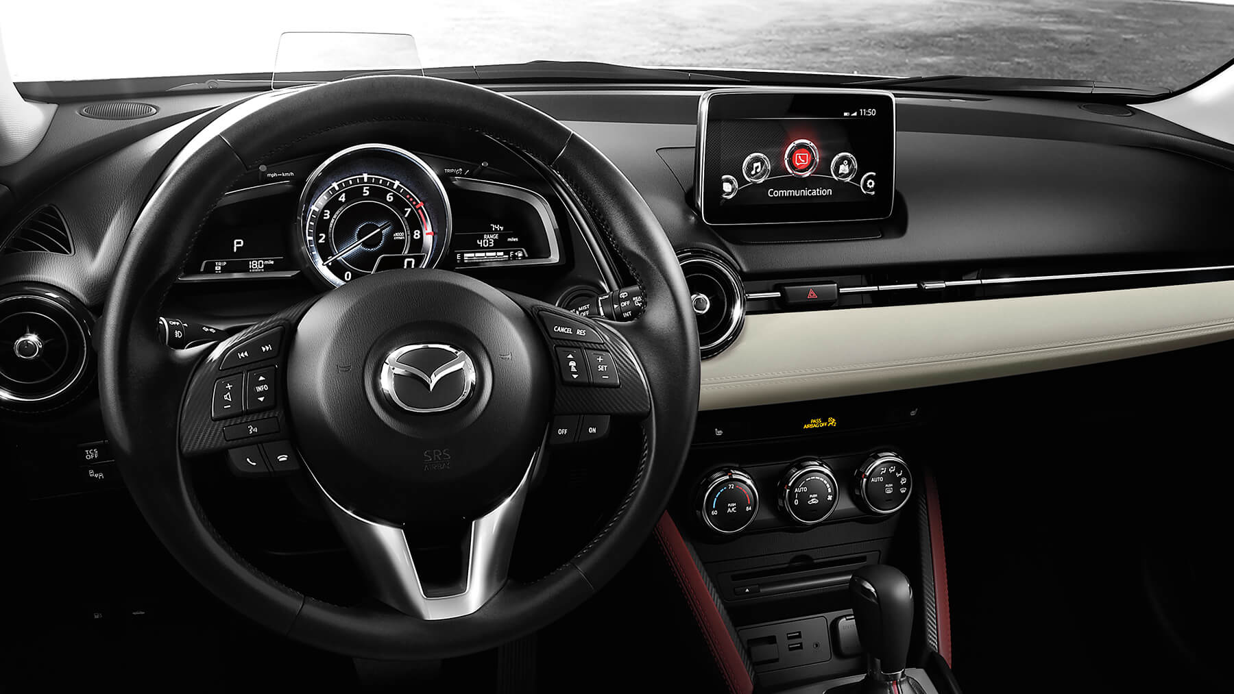 2017 Mazda Cx 3 Interior Lightbox