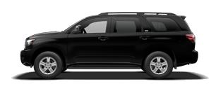 2016 Toyota Sequoia SR-5