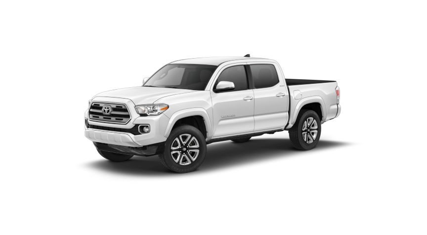 Rav4 Towing Capacity >> 2017 Toyota Tacoma NH near Laconia & Concord | Deals Grappone