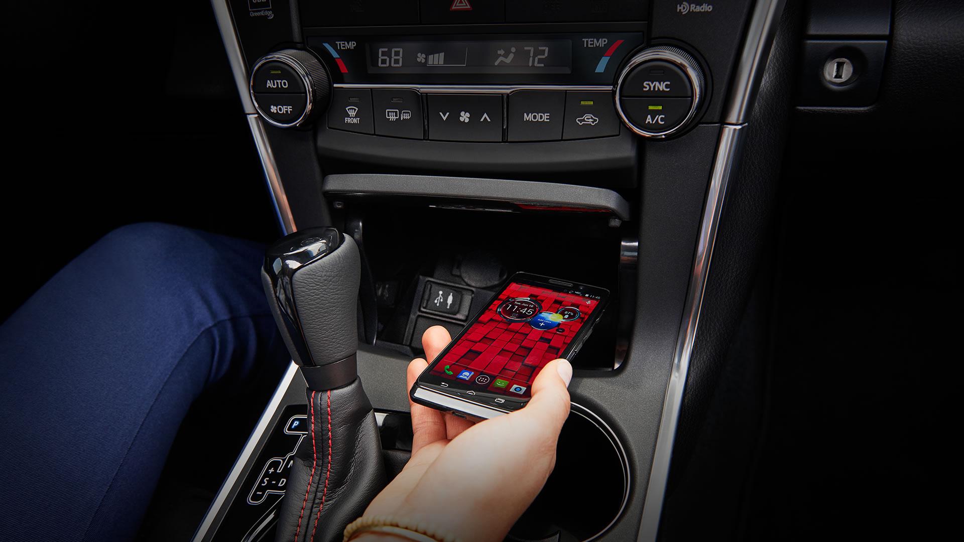 2017 Toyota Camry Interior Lightbox