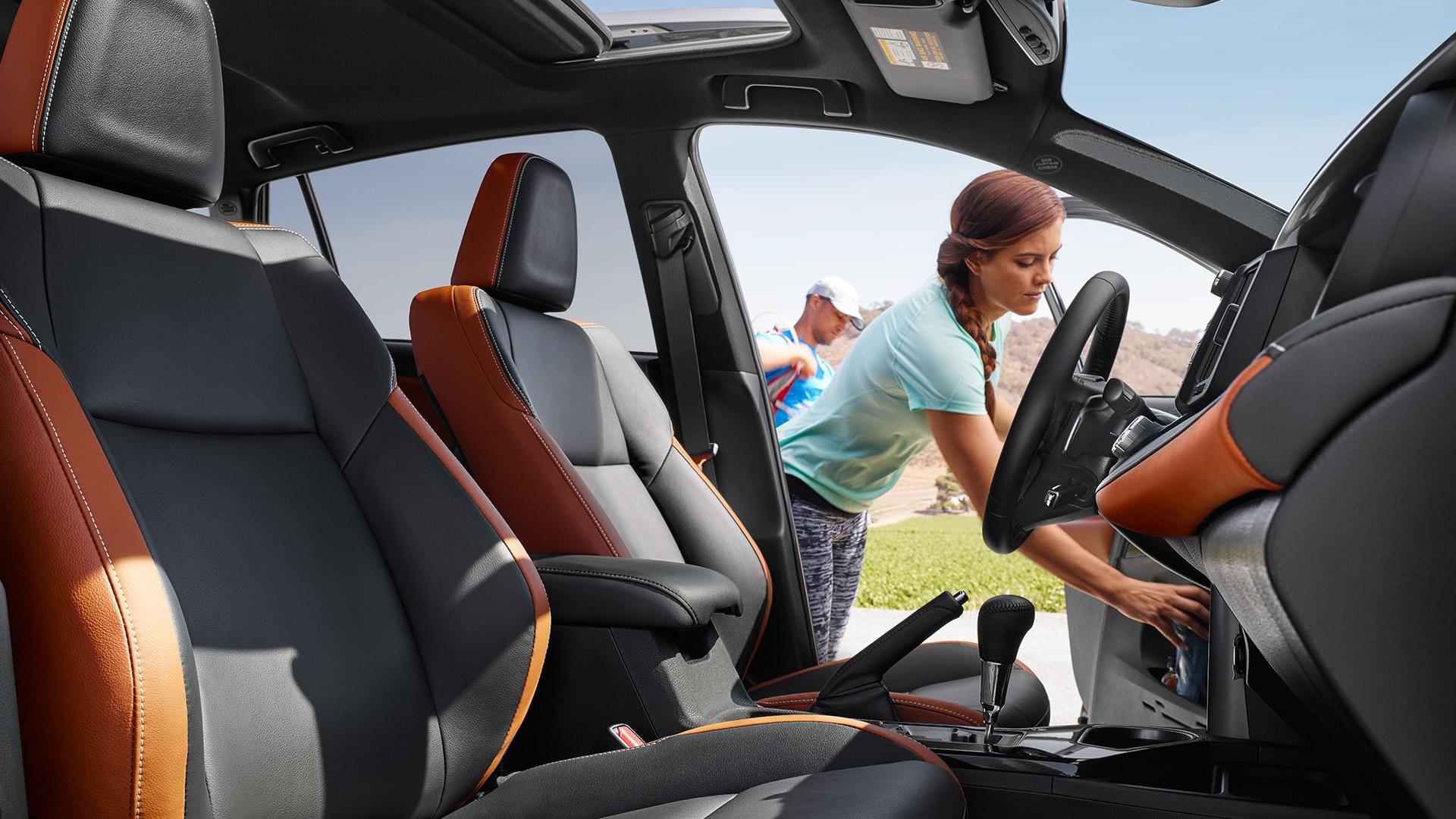 2017 Toyota Rav4 Interior Lightbox