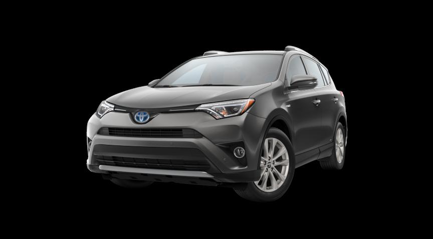 2017 Toyota Rav4 Limited Hybrid