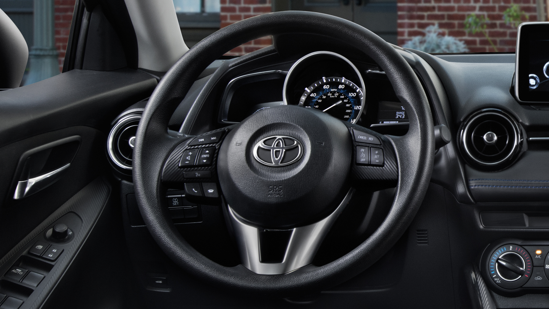 2017 Toyota Yaris Ia Interior Lightbox