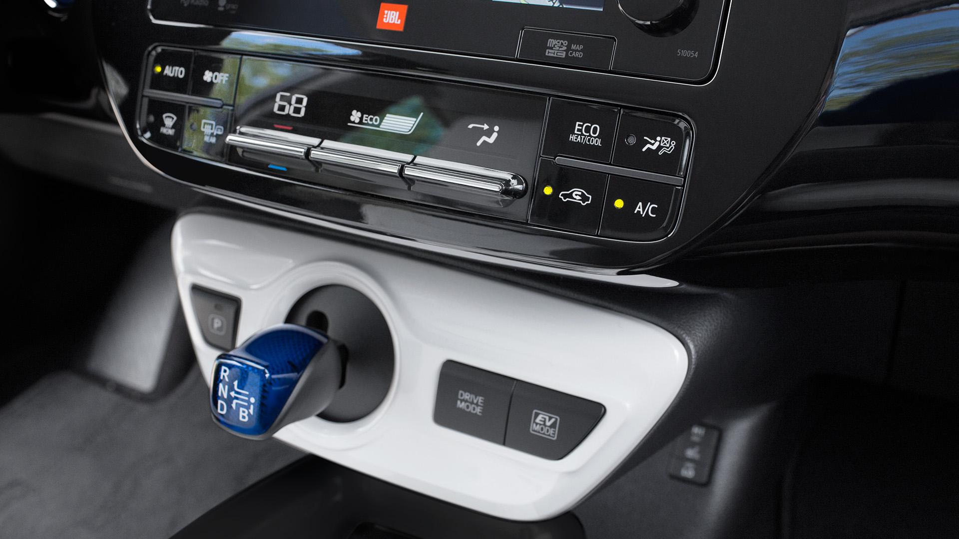 2017 Toyota Prius Interior >> 2017 Toyota Prius Interior Lightbox