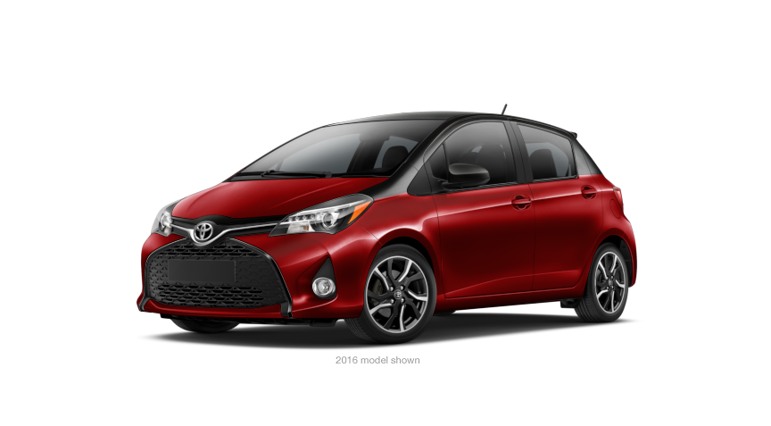 2017 Toyota Yaris 5-Door SE