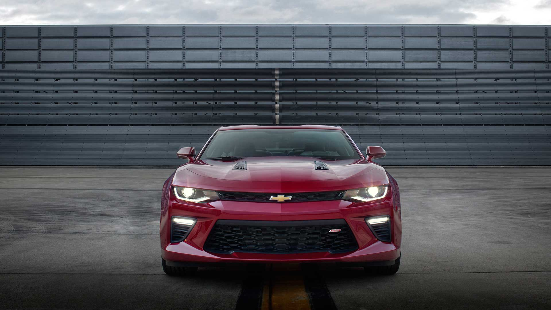 Camaro zl1 0-60 time