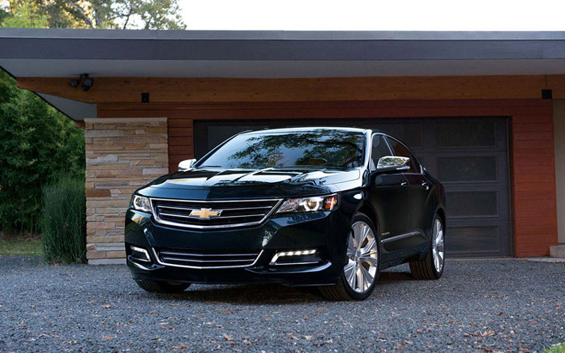 Gregg Young Chevrolet >> 2017 Chevrolet Impala | MSRP, MGP, Safety, Interior, Technology & More