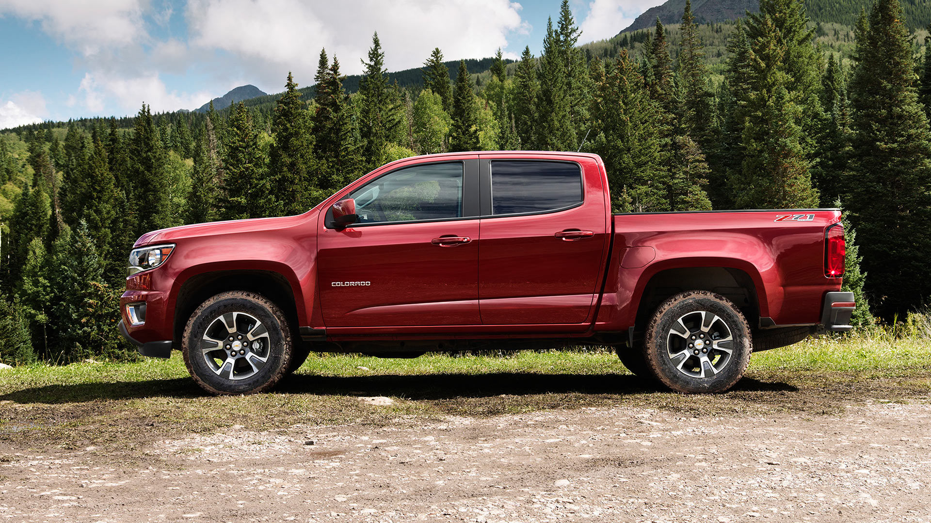 2016 chevrolet colorado manual
