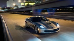 GY 1 Fleet of Chevrolet Corvettes Raise Breast Cancer   Awareness