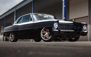 GY 2 Chevrolet Equips Nova with a New Four-Cylinder Crate   Engine
