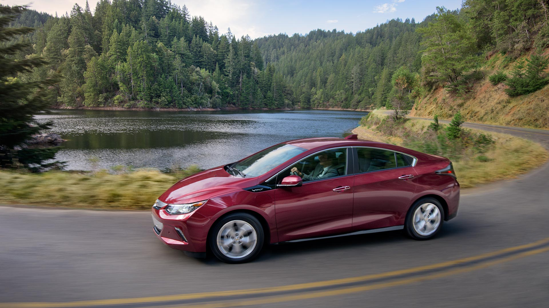 GY 2 2016 Chevrolet Volt Heading to Mexican Market