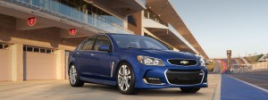 GY 2 Official Initial Price of 2016 Chevrolet SS