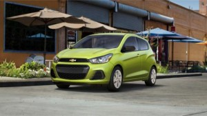GY 1 Competitive Pricing of 2016 Chevrolet Spark in Canadian Market