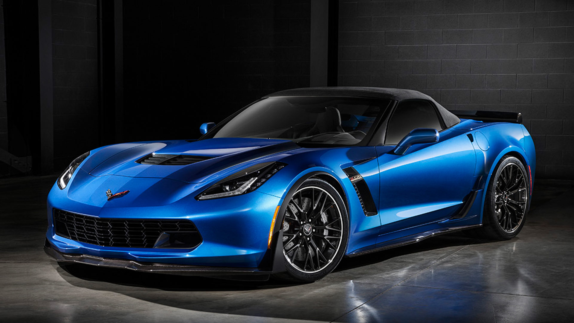 Equip A C7 Chevrolet Corvette Z06 With Lingenfelter