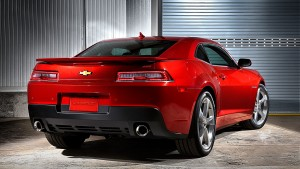 GY 1 Upgrade Chevrolet Camaro SS with Xtreme Sound Level Exhaust System