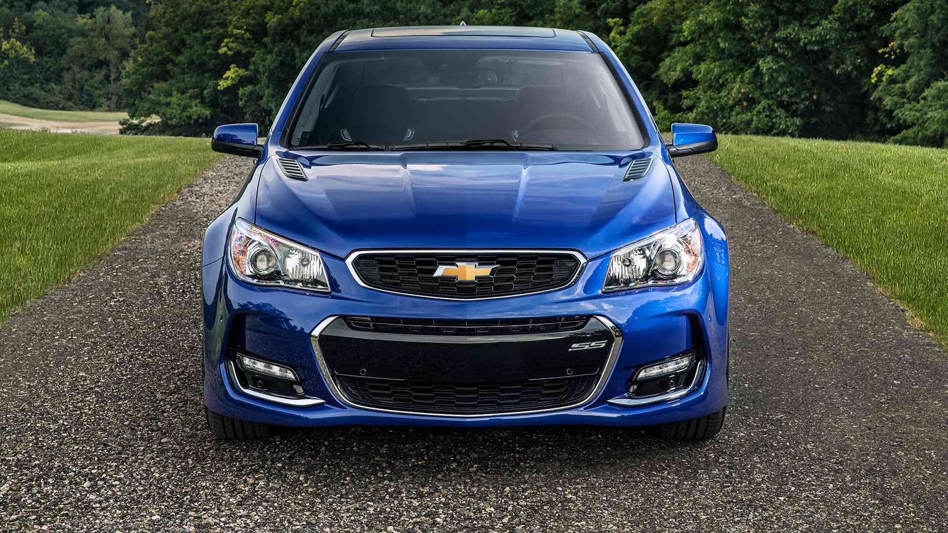 Gregg Young Chevrolet >> 2016 Chevrolet SS Sedan Offered in Nine Exterior Colors