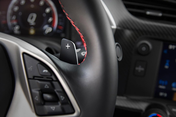 2016 Chevrolet Corvette Stingray Steering Wheel