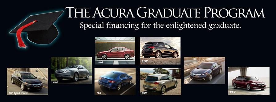 Acura Graduate Program