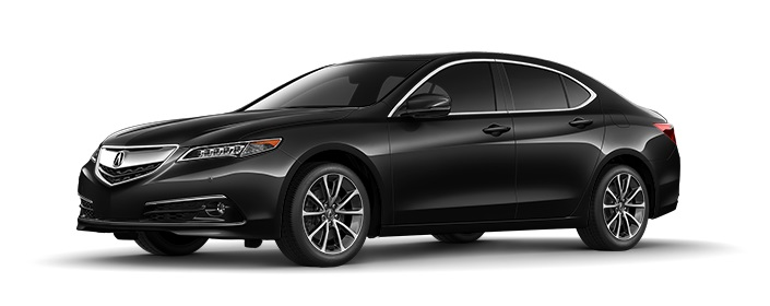 2016 Acura TLX SH-AWD Advanced Package