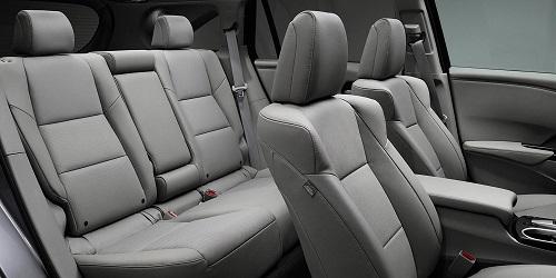 2016 Acura RDX Graystone Seats