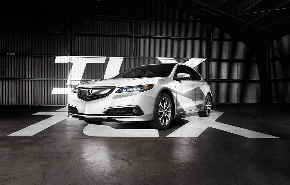 Acura TLX Overview - 2018 acura tsx accessories