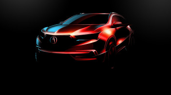 2017 Acura MDX concept