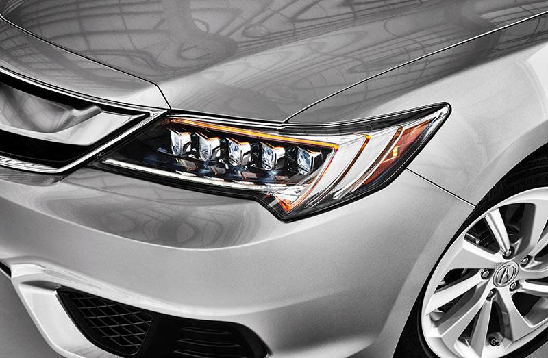 2017 Acura ILX Design
