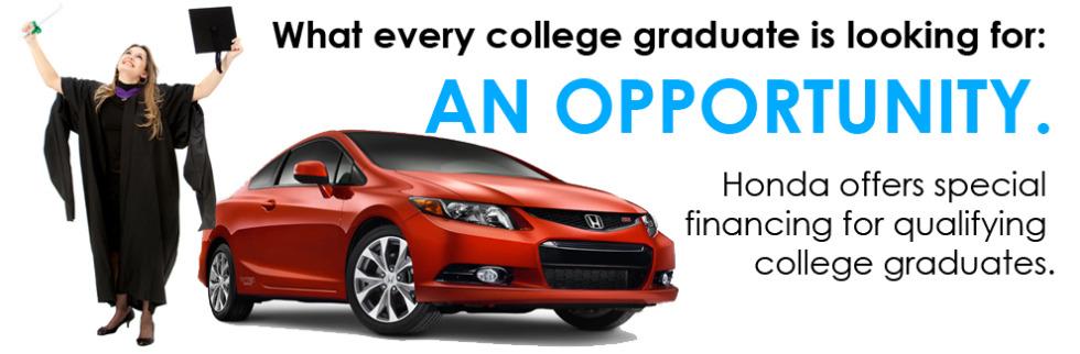 Honda Graduate