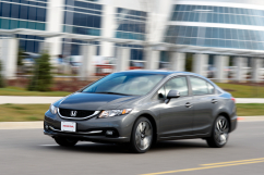 2013 Honda Civic Sedan and Coupe