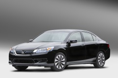 Honda Expands Accord Lineup this Fall with 2014 Accord Hybrid Featuring Class-Leading Fuel Economy Ratings and Exclusive Styling