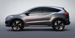 "Honda ""Urban SUV Concept"""