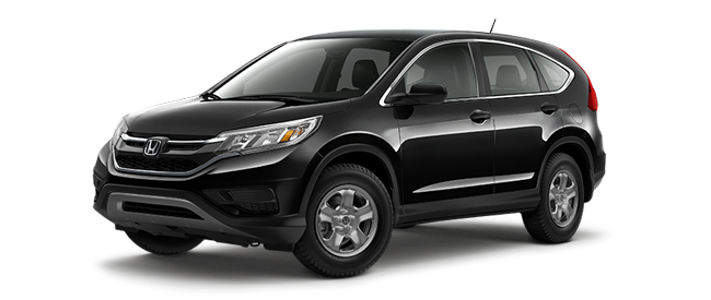 2015 Honda CRV LX 2wd