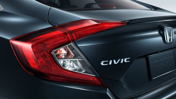 2016 Civic Badge