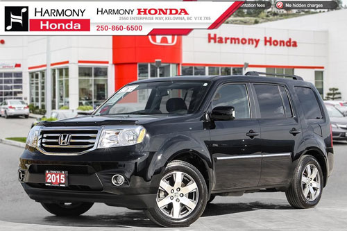 2015 Honda Pilot Four Wheel Drive