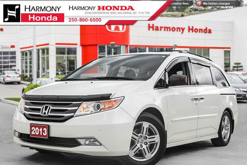2013 Honda Odyssey FWD