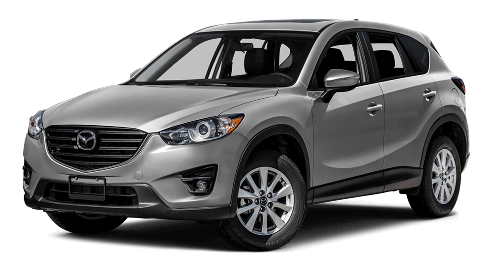 2016-Mazda-CX-5 Silver