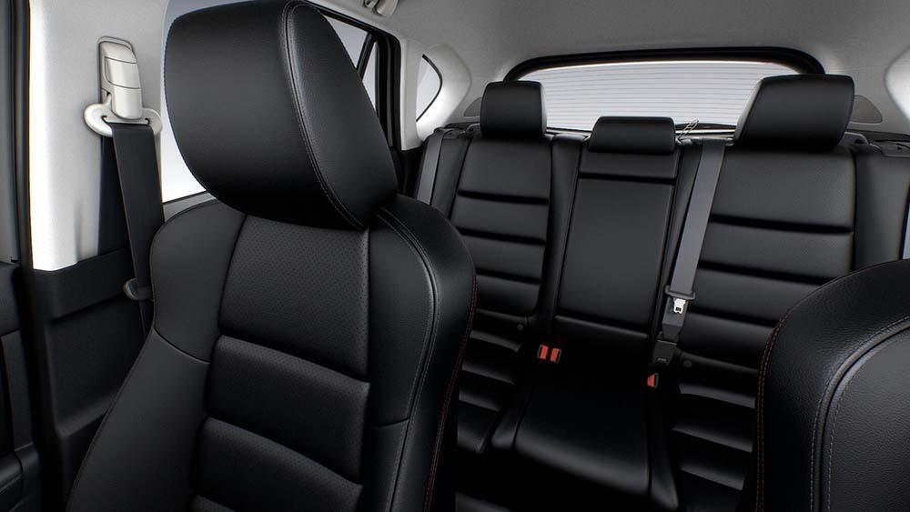 2016 Mazda CX5 Seats