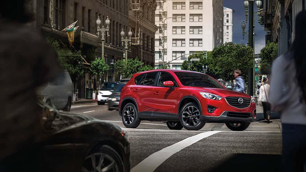 2016 Mazda CX5 Traffic