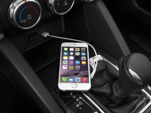 2016 Mazda CX5 Charging