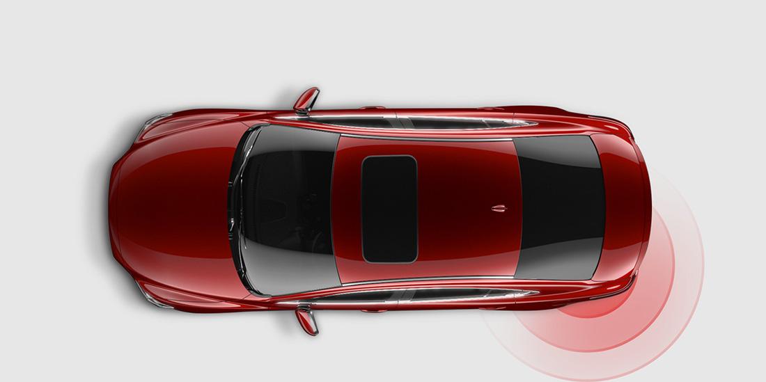2016 Mazda3 Blind Spot