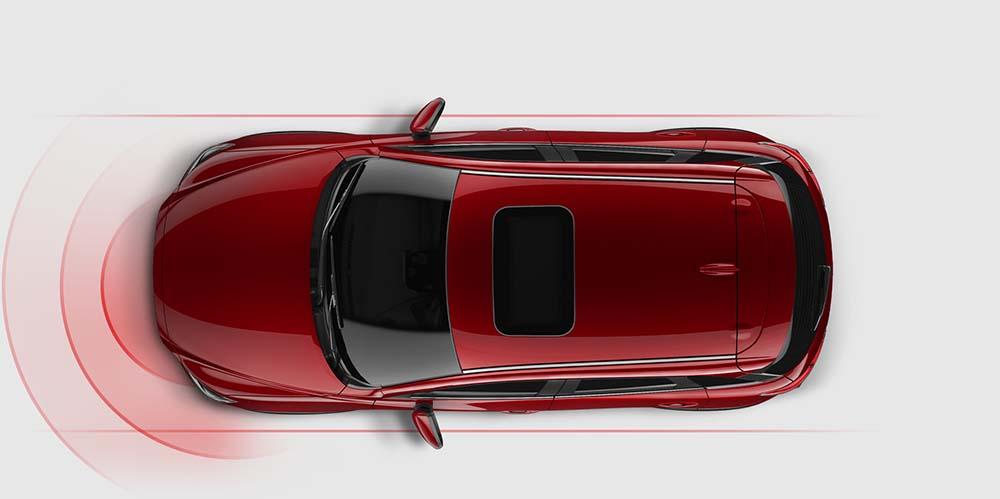 2017 Mazda CX3 Sensing