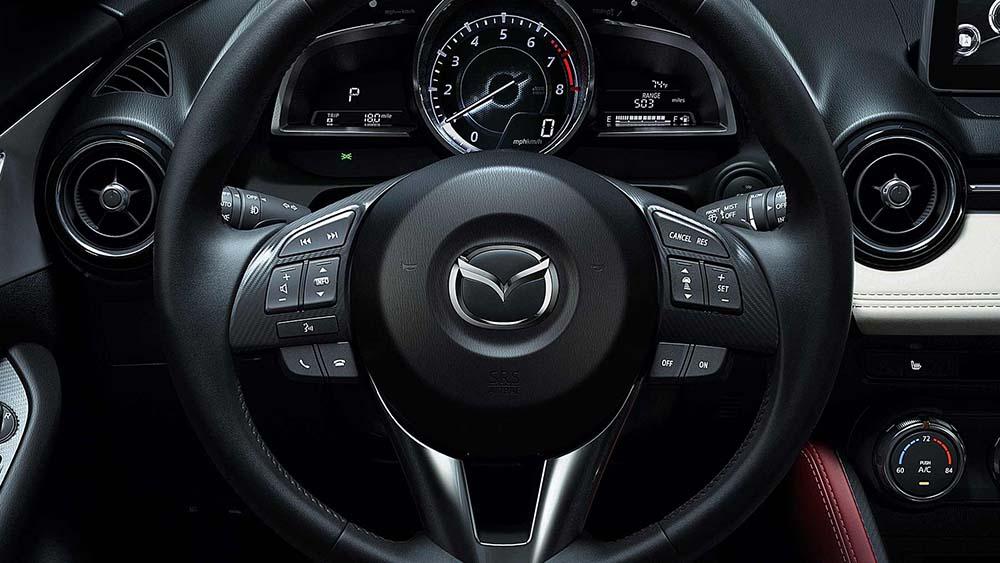 2017 Mazda CX3 Wheel
